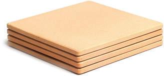 Charcoal Companion Set of 4 Square Mini Pizza Stone Tiles