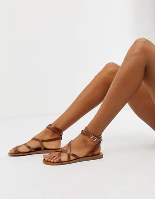 781100b7ff18 Aldo Brown Sandals For Women - ShopStyle UK