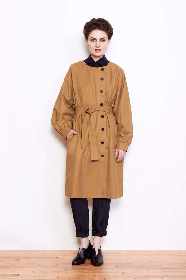 Cas Water Resistant Trench