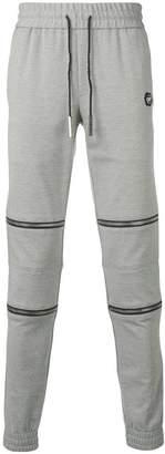Philipp Plein zipped track pants