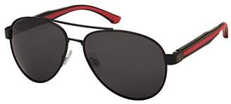 Margaritaville Eyewear Changes in Latitudes Polarized Aviator Sunglasses