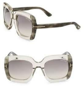 Tom Ford Helene Plastic Sunglasses