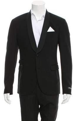 Neil Barrett Virgin Wool Tuxedo Jacket w/ Tags