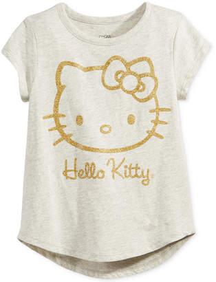 Hello Kitty Graphic-Print T-Shirt, Toddler Girls