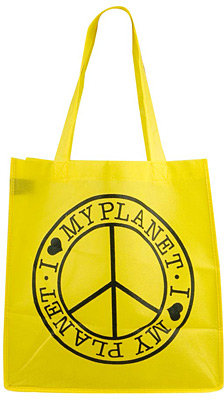 I Love My Planet Tote
