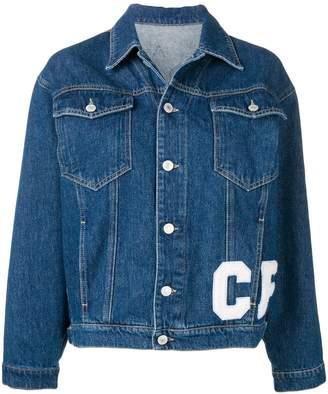 Chiara Ferragni patch denim jacket