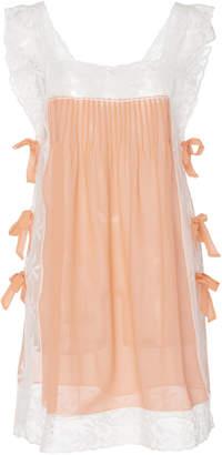 Loretta Caponi Short Nightgown