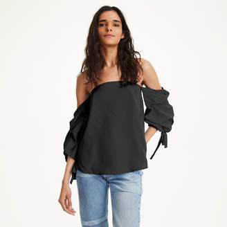 Club Monaco Liki Silk Top