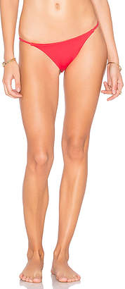 Milly Italian Solid Elba Bikini Bottom