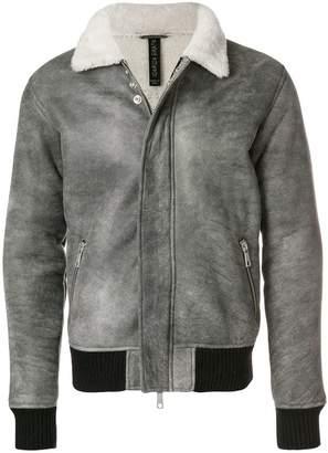 Giorgio Brato sheepskin shearling jacket