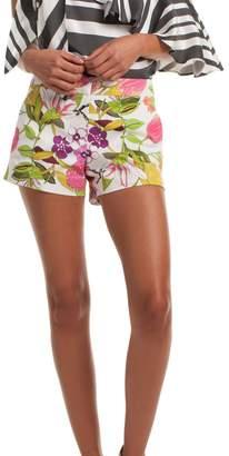 Trina Turk Secret-Garden Corbin Shorts