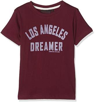 American College Boy's Jacademy T-Shirt,(Manufacturer Sizes: 10)