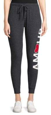 Chaser Slim Slouchy Jogger Pants