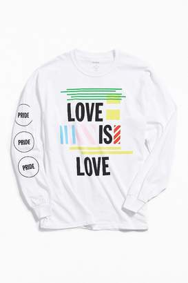 Urban Outfitters Community Cares + GLSEN Pride 2018 Long Sleeve Tee