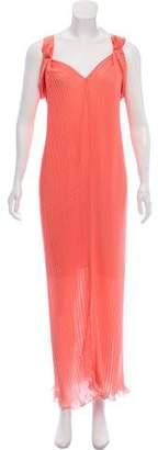 See by Chloe Sleeveless Pleated Dress
