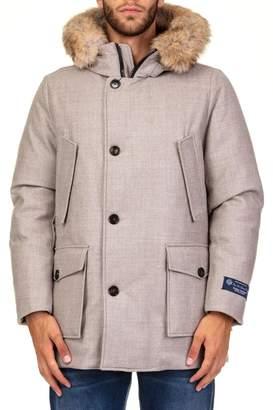 Woolrich Artic Parka Virgin Wool Jacket