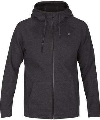 Hurley Men's Summit Zip-Front Hoodie