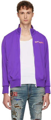 Palm Angels Purple Playboi Carti Edition Die Punk Track Jacket