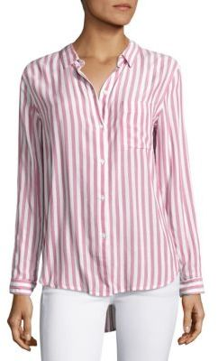 Rails Aly Striped Shirt $148 thestylecure.com