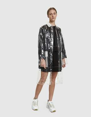 Rains Limited Clear Mackintosh Raincoat