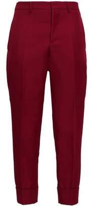 Marni Cropped Gabardine Tapered Pants