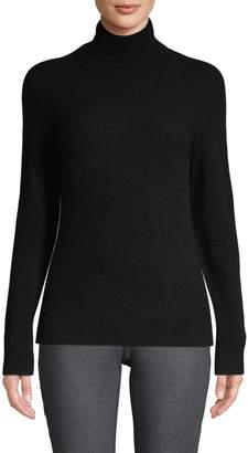 Saks Fifth Avenue Cashmere Turtleneck Cashmere Sweater