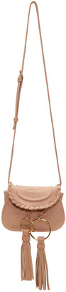 See by Chloé Pink Mini Tassel Bag $295 thestylecure.com