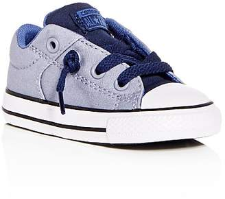 Converse Unisex Chuck Taylor All Star Street Slip-On Sneakers - Walker, Toddler