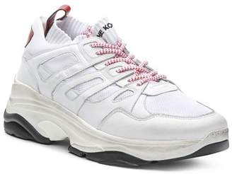 The Kooples Lace-Up Athletic Sneakers