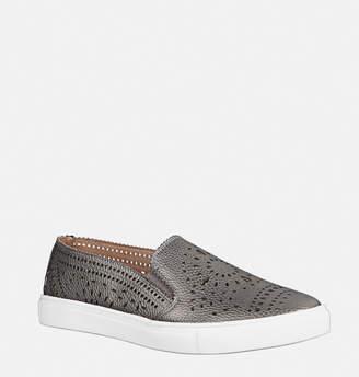 Avenue Ashton Perforated Slip-On Sneaker