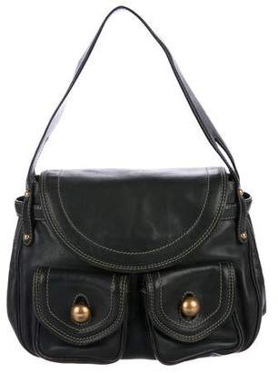 Marc Jacobs Smooth Leather Shoulder Bag