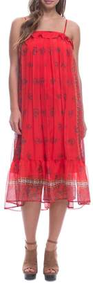 Endless Rose Chili Boarder Dress