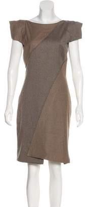 Zac Posen Virgin Wool Dress