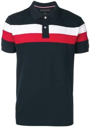 Tommy Hilfiger chest stripe polo shirt