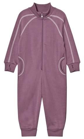 Joha Purple Jumpsuit