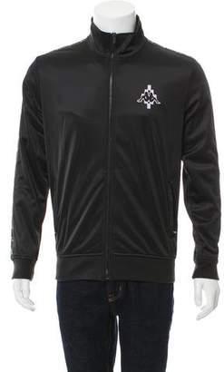Marcelo Burlon County of Milan x Kappa Logo Track Jacket w/ Tags
