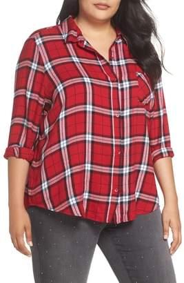 BP Plaid Shirt