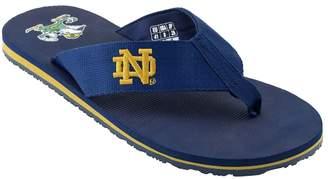 NCAA Kohl's Men's Notre Dame Fighting Irish Flip-Flops