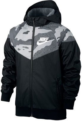 Nike Sportswear Windrunner Jacket, Big Boys (8-20) $85 thestylecure.com