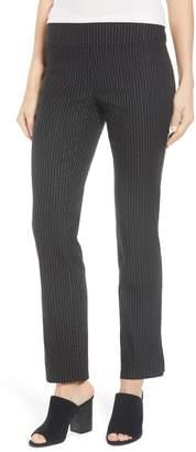 Nic+Zoe Broken Stripe Pants