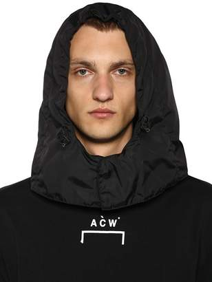 A-Cold-Wall* Nylon Hood With Drawstring