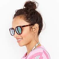 J.Crew Factory Sunglasses with metal detailing