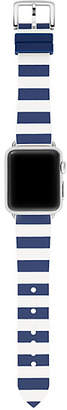 Kate Spade Silicone stripe apple watch® strap