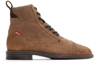 Levi's Emerson Leather Ankle Boots