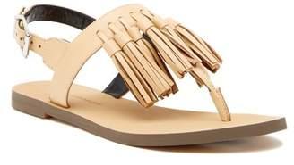 Rebecca Minkoff Erin Leather Tassel Sandal