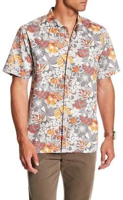 Tommy Bahama Subtropical Palm Original Fit Short Sleeve Shirt