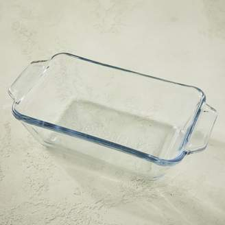 west elm Anchor Hocking Glass Loaf Pan