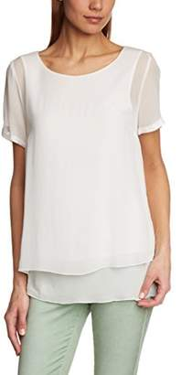 More & More Women's Blouse - White - 8 (Manufacturers Size:34)