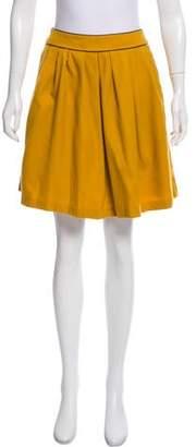 TOMORROWLAND Pleated Mini Skirt