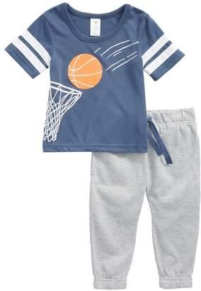 Tucker + Tate Yum Yum Two-Piece Pajamas
